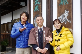 2014.2.17OBSカボスタイム雛取材 .jpg